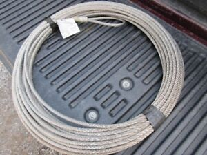 """5/16"""" Stainless Cable"""
