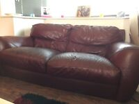 Free brown leather