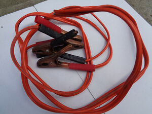 Medium Duty Booster Cables