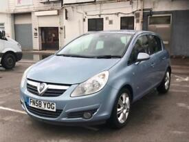 Vauxhall Corsa 1.2 i 16v Design 5dr (a/c) NICE SPEC, SAT NAV