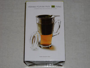 Tea Party Mug Set Deep Infuser Adnart - brand new never used West Island Greater Montréal image 2