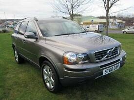 2011 Volvo XC90 2.4 D5 SE Estate Geartronic AWD 5dr