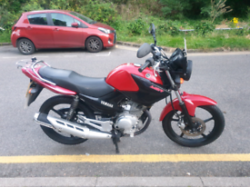 Yamaha YBR 125 Perfect
