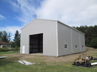 Turn Your Unusable Barn into a New Steel Building in Thunder Bay