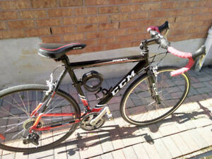 SWAP: BMX 7- velocity  Aluminium CMM PRESTO bike