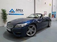 2014/64 BMW Z4 3.0 DCT sDrive35is + 340BHP + one owner + ONLY 9,000 MILES