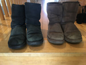UGG Womens Boots (Black ones sold)