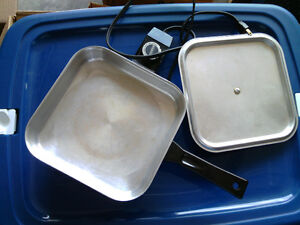 Small Electric Fry Pan