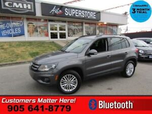 2015 Volkswagen Tiguan Trendline  AWD BT PWR-GROUP ALLOYS