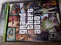 Xbox360 - Grand theft auto 4