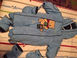 Disney 0-3month snowsuit