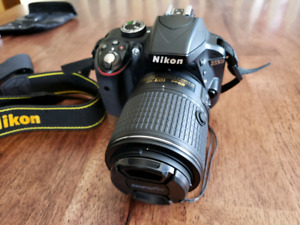 Nikon D3300 Camera with ALL the accessories