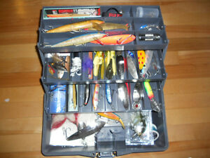 Fishing gear, rods reels, boxes, flies, and much more St. John's Newfoundland image 9