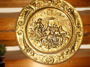 Various size BRASS wall plates.
