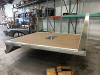 NEW Cab & Chassis Aluminum Flat Deck