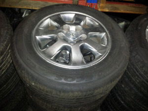 Toyota Rims Wheels And Tires 16x6.5 5x114.3