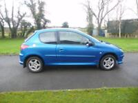 2006 PEUGEOT 206 Verve 1.4 # SPECIAL EDITION #