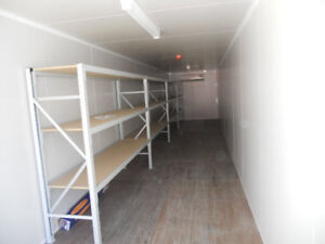 SEACAN SHELVING. STORAGE CONTAINER RACKS. CONTAINER ACCESSORIES.