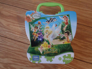 Puzzle Tinker Bell