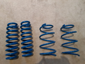MANZO BMW LOWERING SPRINGS E90/E92
