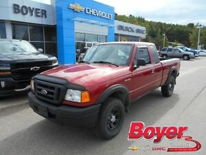 2005 Ford Ranger XL Super Cab 4X4