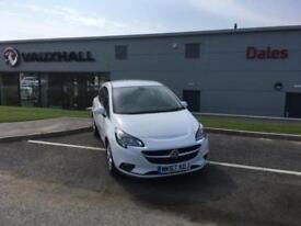 2017 Vauxhall Corsa 1.4 [75] ecoFLEX Energy 3dr [AC] 3 door Hatchback