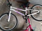 Girls 20inches  bike