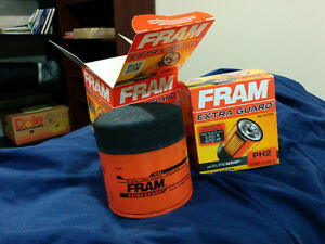 PH2 Fram Oil Filters