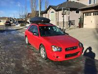 2005 Subaru Impreza RS wagon Hatchback