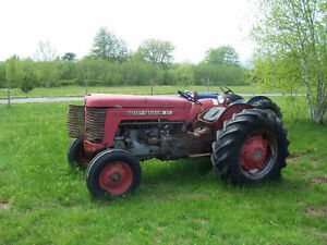Massey Tractor 65 (gas)
