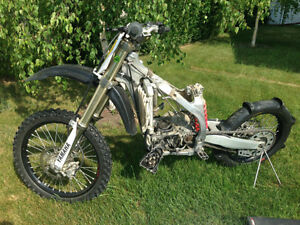 2006-2009 Yamaha YZ450F Parting Out Strathcona County Edmonton Area image 5