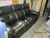 Leather Power ,Recliner 3 seat Sofa, Love Seat, Chair