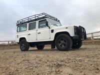 2007 Land Rover Defender DEFENDER 110 TD5 COUNTY Safari edition 1 owner from ...