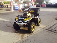 2012 Can am outlander 800 xxc quad 4x4 grizzly honda trx Kawasaki kvf