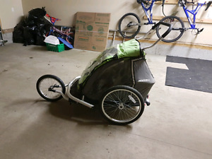 Croozer Stroller !!! Double seater