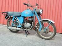 GREEVES Essex Twin 250cc 1965 - Barn Find