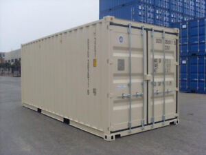 20' and 40' Containers Available! Call us today!