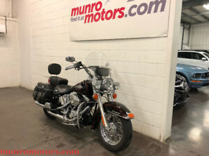 2011 Harley Davidson Heritage Softail Soft Tail Classic