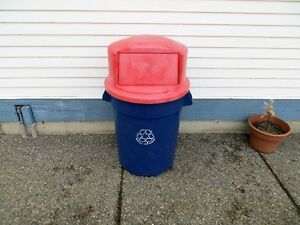 NEW TRASH CAN