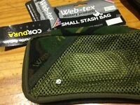 WEB TEX Military Products small stash bag brand new item