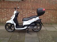 Peugeot Tweet RS125,2012 reg, 12 month mot ,no top box