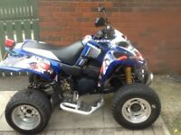250cc quadzilla for sale