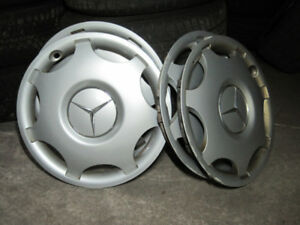 WINTER TIRES WITH RIMS & COVERS 2003  MERCEDES C320