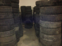 complete sets brand new all season tires 16-17in.