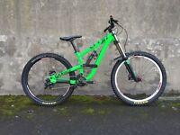 Scott Voltage FR720 Freeride/Downhill DH Full Suspension Bike - Small
