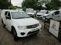 2016 Mitsubishi L 200 DUBLE CAB PICK UP NO VAT AIR CON 49 K