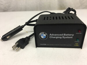 BMW  Advanced Battery Charging System (battery charger)