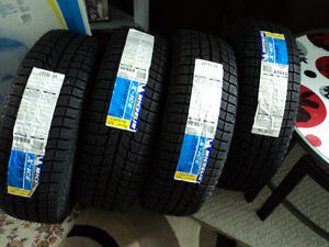 195/65R15 Four winter tires brand new Michelin Xice3