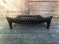 £10 postage 37 cm Fire Grate Fire Basket NEW
