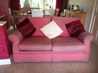 2 Seater Laura Ashley sofas X 2